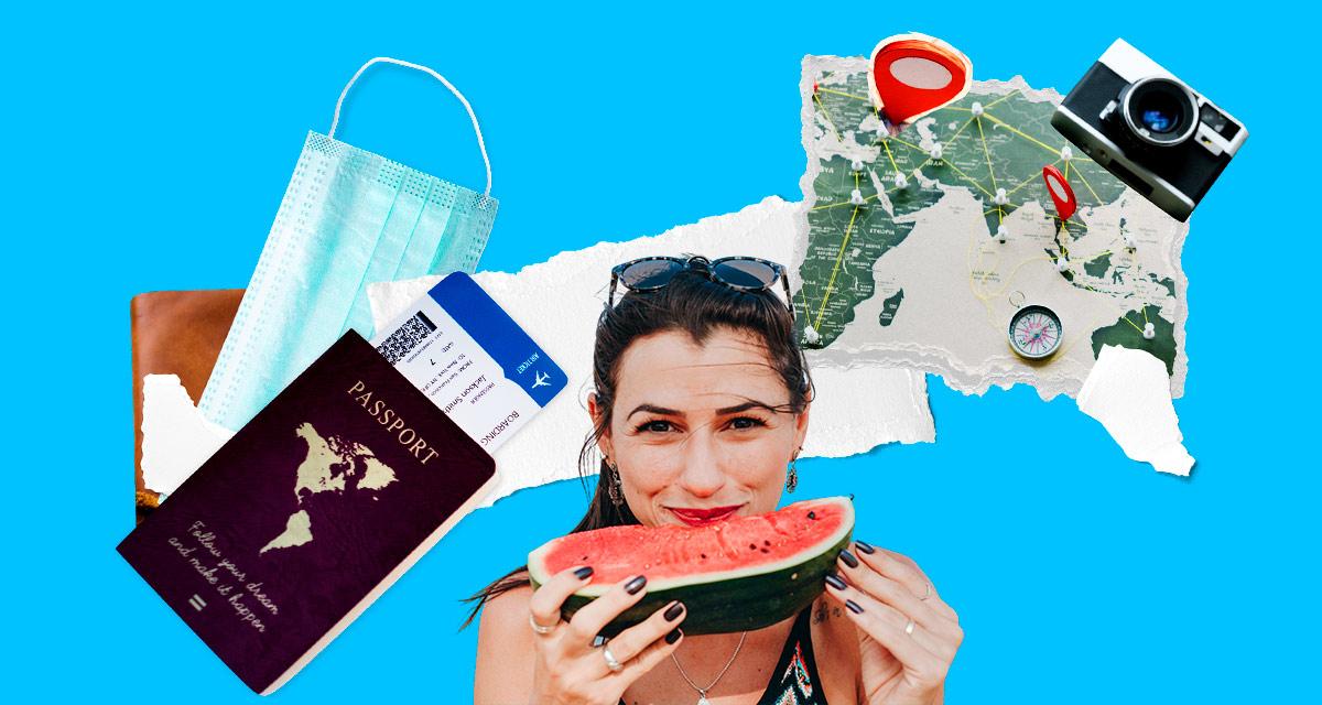 Английские слова про отпуск. Undertourism